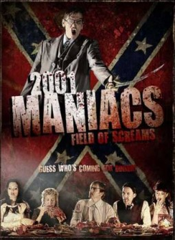 2001 Maniacs: Field of Scream Affiche