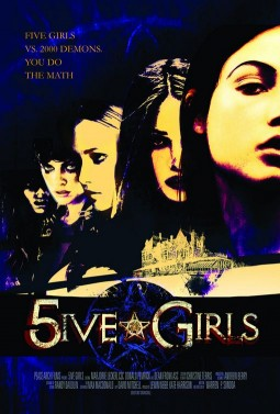 5ive Girls Affiche
