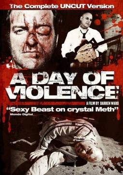 A Day Of Violence Affiche