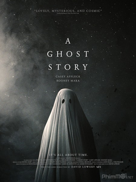 A ghost story Affiche