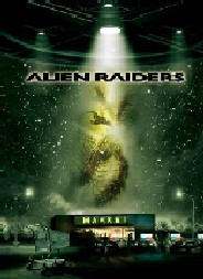 Alien Raiders Affiche