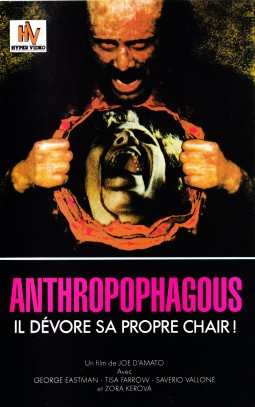 Anthropophagous Affiche