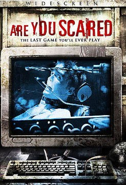 Are You Scared Affiche