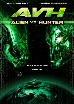 AVH: Alien versus Hunter Affiche