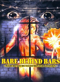 Bare Behind Bars Affiche