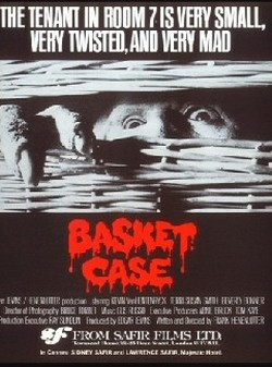 Basket case Affiche