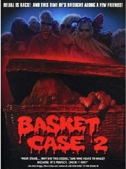 Basket case 2 Affiche