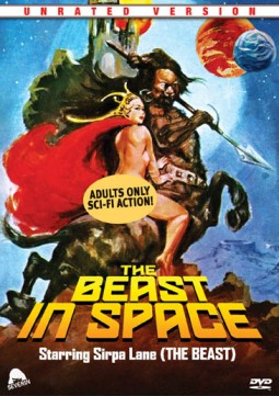 Beast in Space Affiche