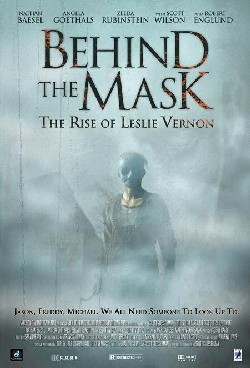 Behind the Mask: The Rise of Leslie Vernon Affiche