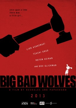 Big Bad Wolves Affiche