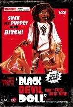 Black Devil Doll Affiche