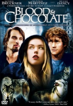 Blood and Chocolate Affiche