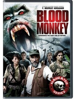 Blood Monkey Affiche