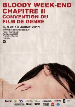 Bloody Week-end Affiche