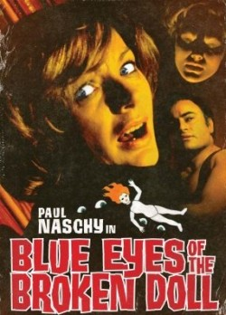 Blue Eyes of A Broken Doll Affiche