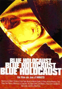 Blue Holocaust Affiche