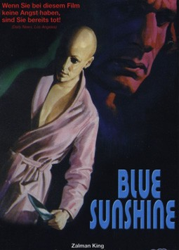 Blue Sunshine Affiche
