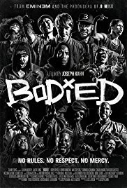 Bodied Affiche