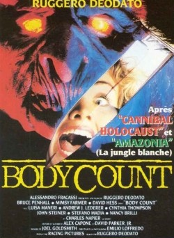 Body Count Affiche