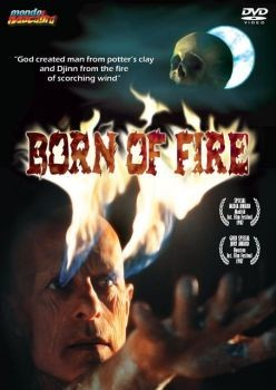 Born of Fire Affiche