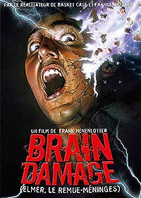 Brain Damage Affiche