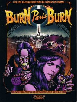 Burn Paris Burn Affiche
