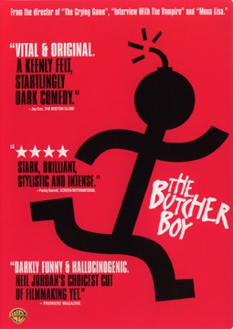 Butcher Boy Affiche