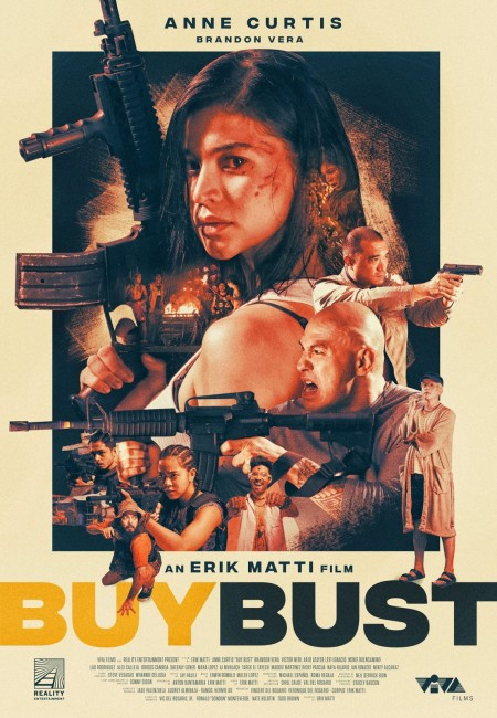 Buybust Affiche