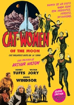 Cat-Women of the Moon Affiche