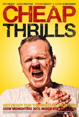 Cheap Thrills Affiche