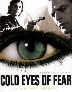 Cold Eyes of Fear Affiche