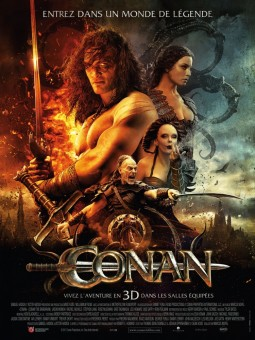 Conan Affiche