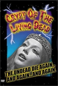 Crypt of the Living Dead Affiche