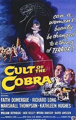 Cult of the Cobra Affiche