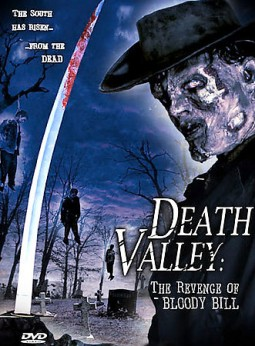 Death Valley: The Revenge of Bloody Bill Affiche