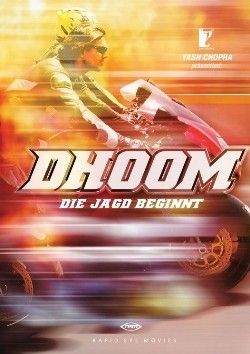 Dhoom Affiche