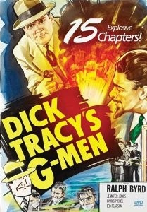 Dick Tracy's G Men Affiche