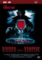 Dinner with a vampire Affiche