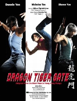 Dragon Tiger Gate Affiche