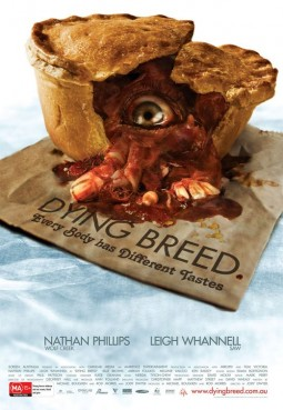 Dying breed Affiche