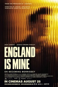 England is mine Affiche