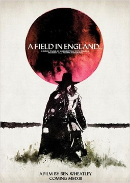 English Revolution – A Field in England Affiche