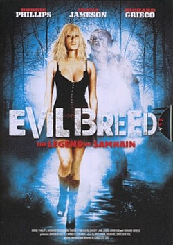 Evil Breed Affiche