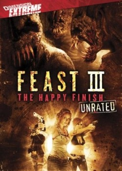 Feast 3: The happy finish Affiche
