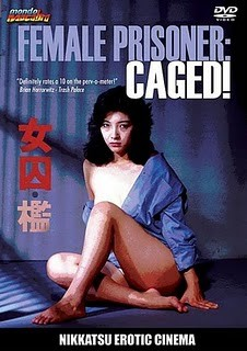 Female prisoner : caged Affiche