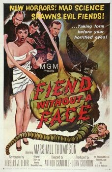 Fiend Without a Face Affiche
