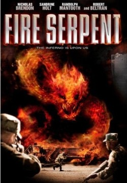 Fire Serpent Affiche