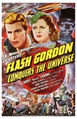 Flash Gordon Conquers the Universe Affiche