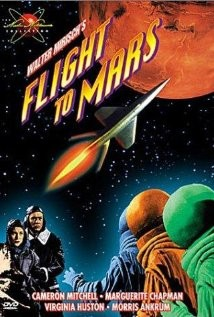 Flight to Mars Affiche