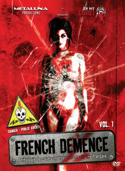 French Demence Volume 1 Affiche